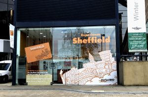 Buy the Sheffield Gift Card on the high street